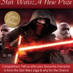 Star Wars: A New Prize…