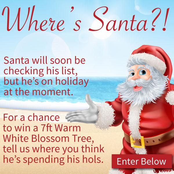 Wheres Santa Blog
