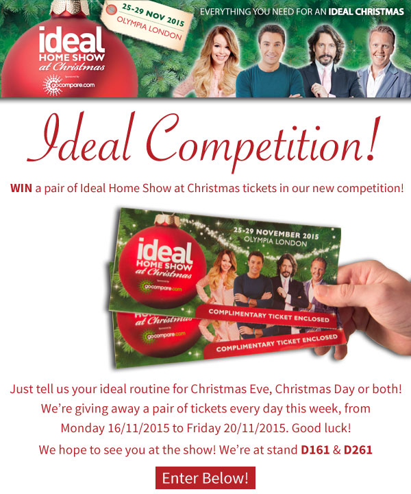 Ideal Competition Blog