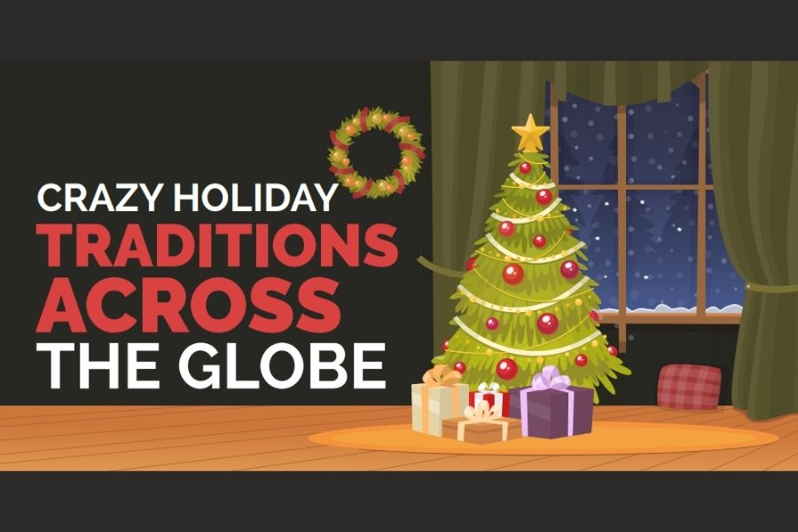 Crazy holiday traditions featured image