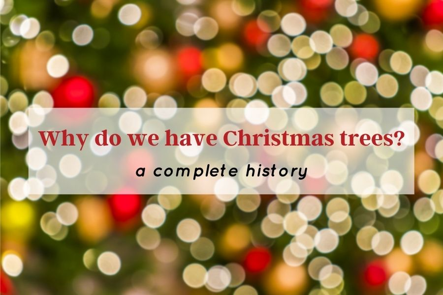 why christmas trees