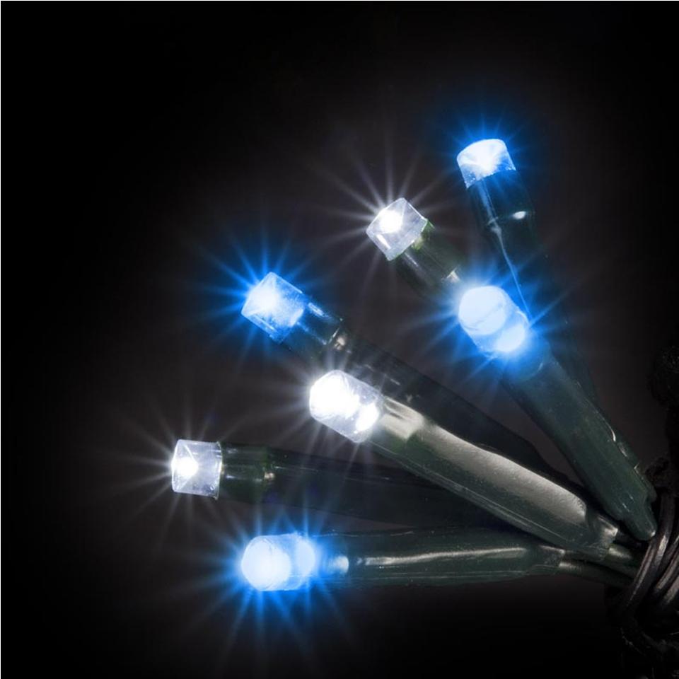 Blue led christmas tree lights shop for cheap lighting