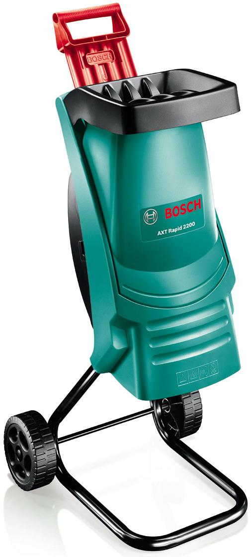 Bosch Garden Electric Shredder AXT 2200 RAPID