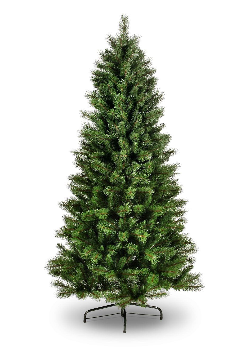 7ft 6in Meribel Pine Instant Shape Artificial Christmas Tree