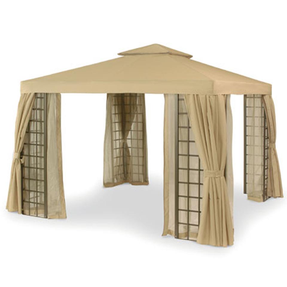Beige Outdoor Suntime Deluxe 3m Aluminium Patio Garden ... on Suntime Outdoor Living id=89944