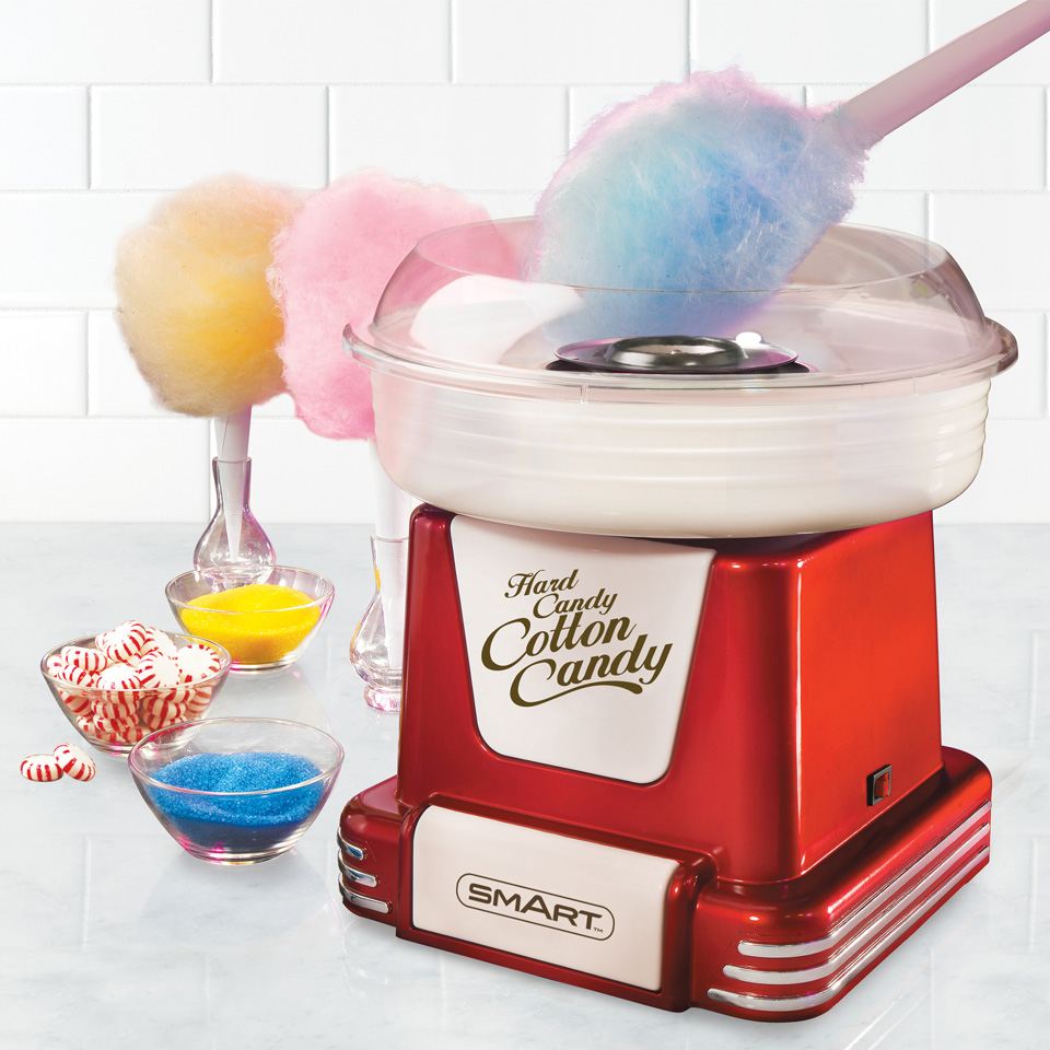 'Retro Candy Floss Maker