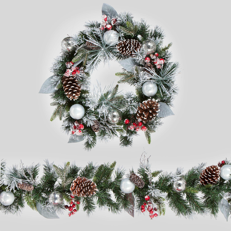 Wonderland PremiumQuality Artificial Wreath