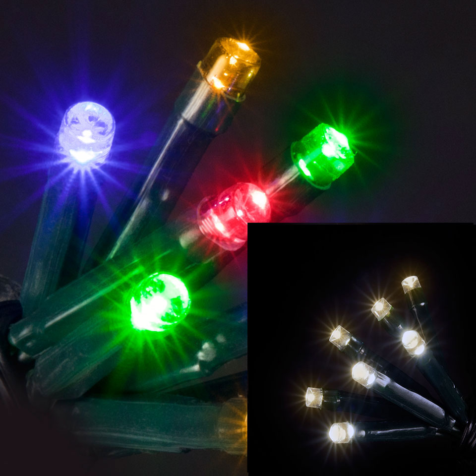 Click to view product details and reviews for 100 Colour Switching Led Christmas Lights.