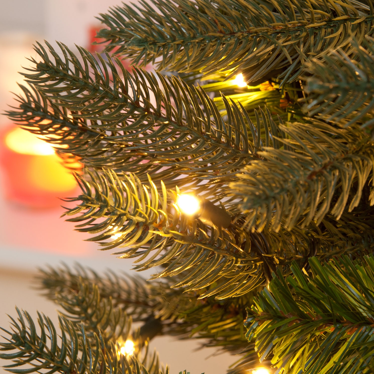 6ft 7ft 7.5ft 8ft 10ft Xmas Tree Green Premium PE ...