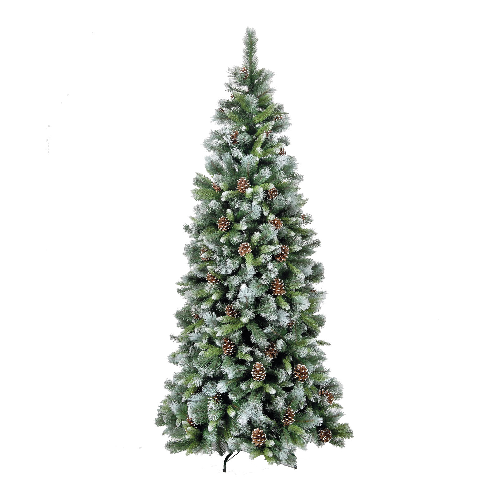 Ebay Christmas Tree: 5ft Frosted Glacier Artificial Christmas Tree