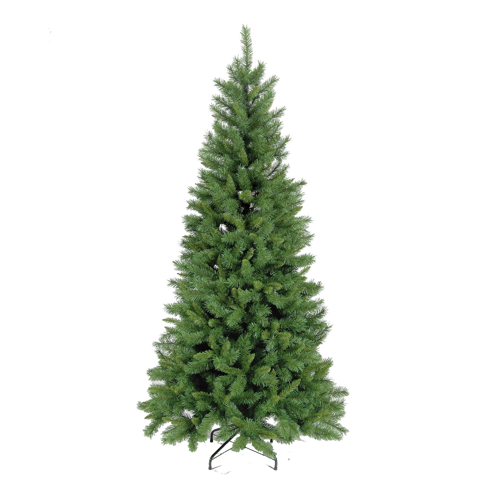 7.5ft New Duchess Spruce Slim Artificial Christmas Tree