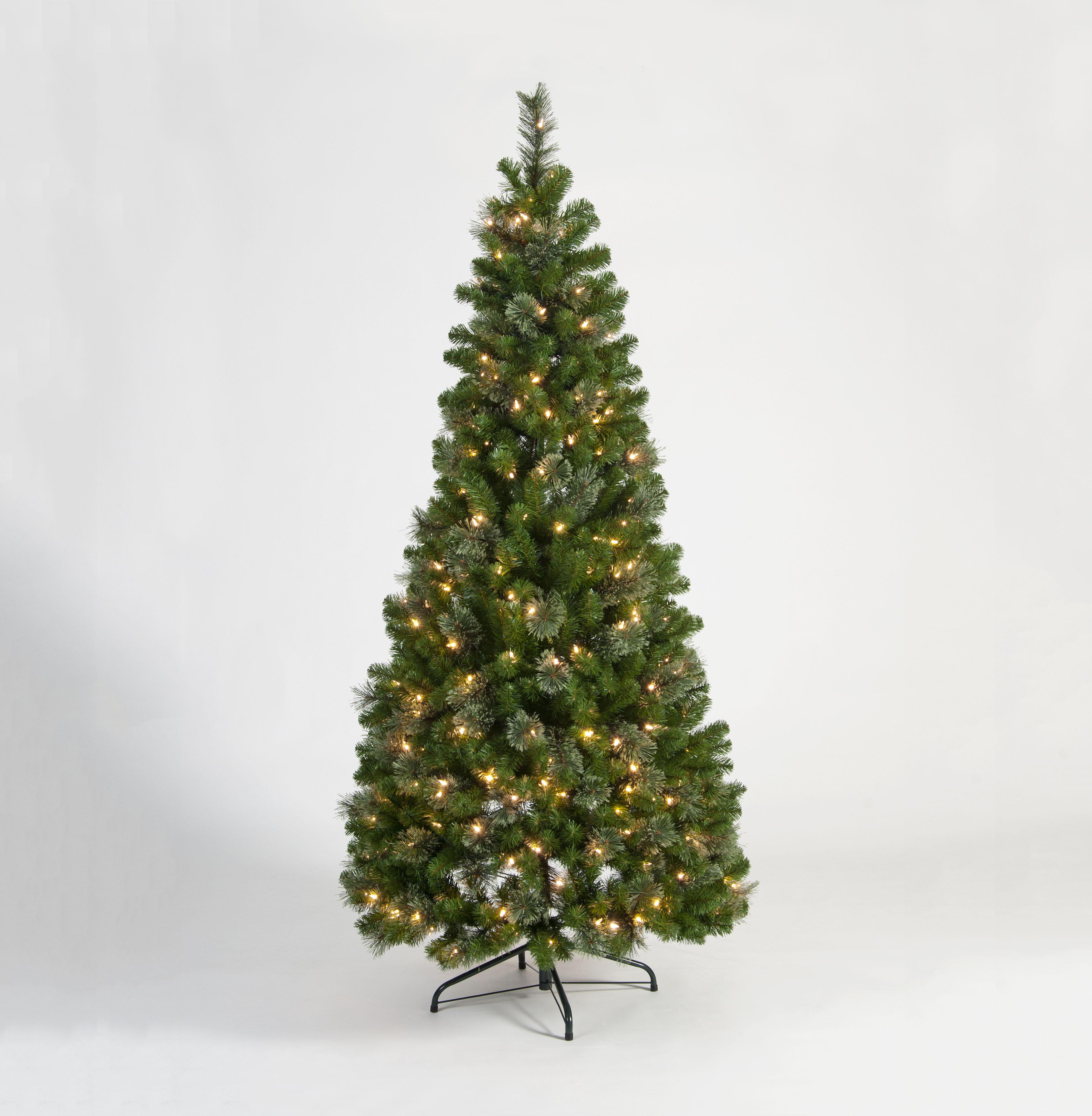 Pre Lit Pop Up Christmas Tree Uk.Williston Pre Lit Pop Up Artificial Christmas Tree