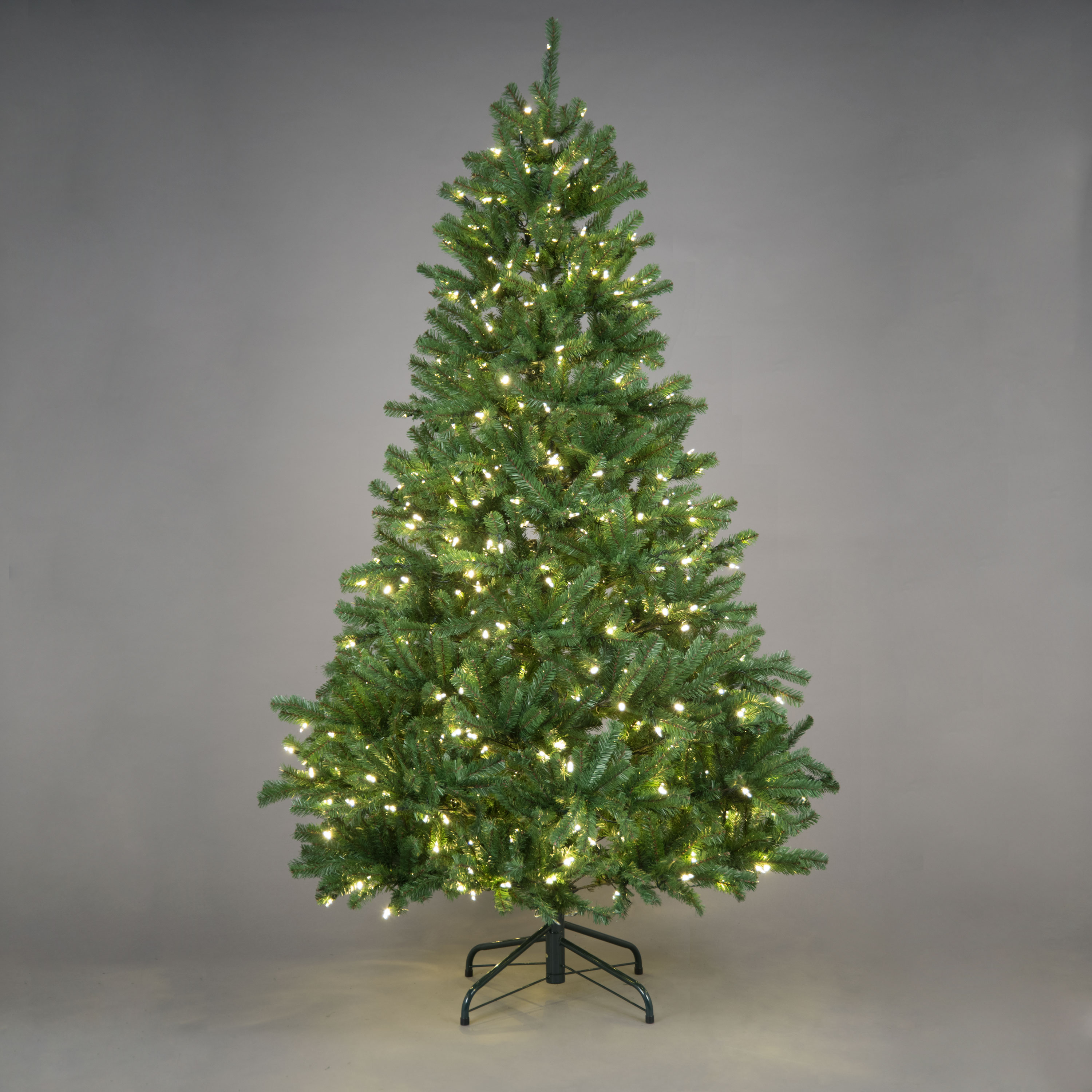 norway blue green pre lit artificial christmas tree ebay. Black Bedroom Furniture Sets. Home Design Ideas