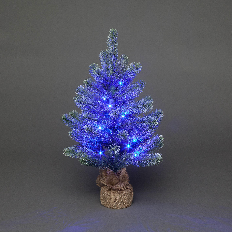 2ft Frosted Lytton Mini Pre-Lit Christmas Tree | eBay