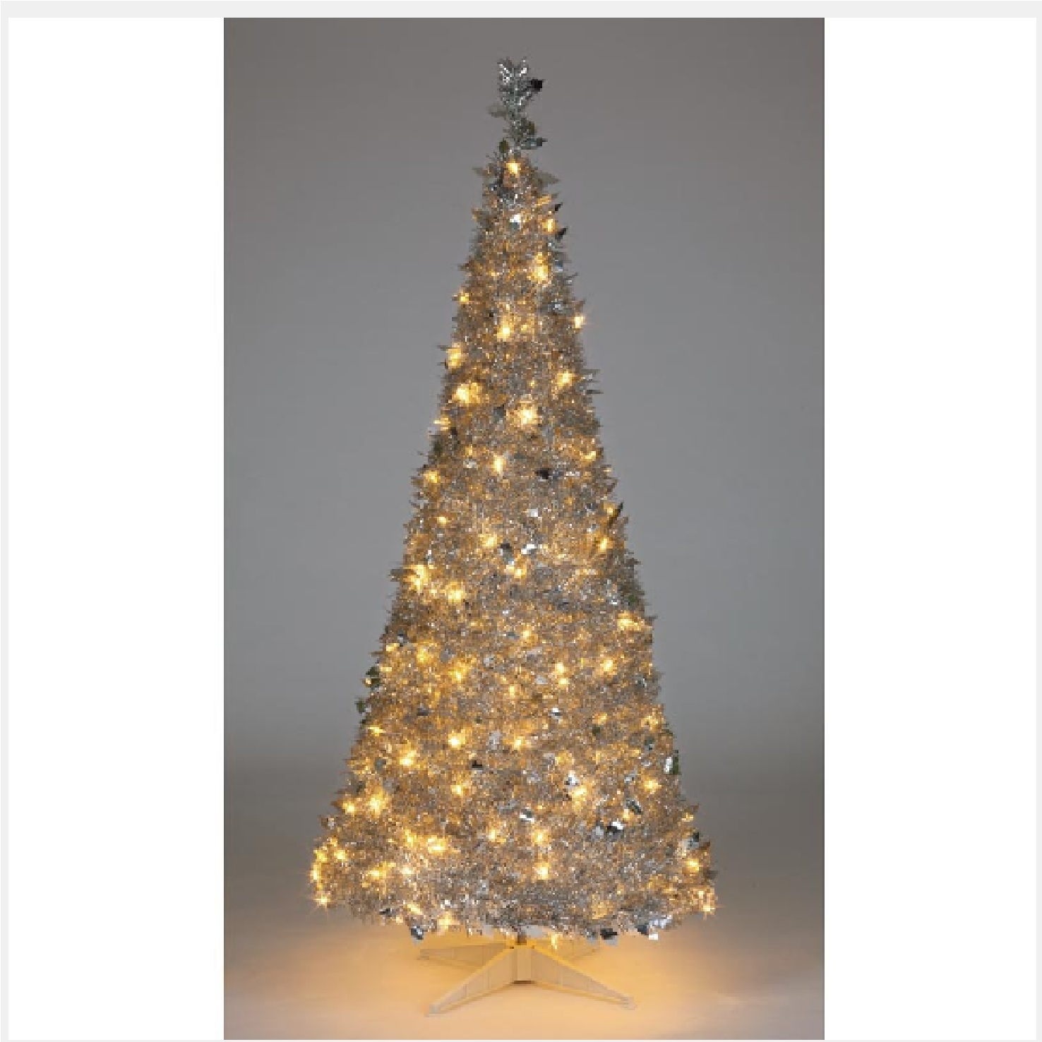 Click to view product details and reviews for 120cm Prelit Holly Pop Up Tree With 100 Warm White Leds.