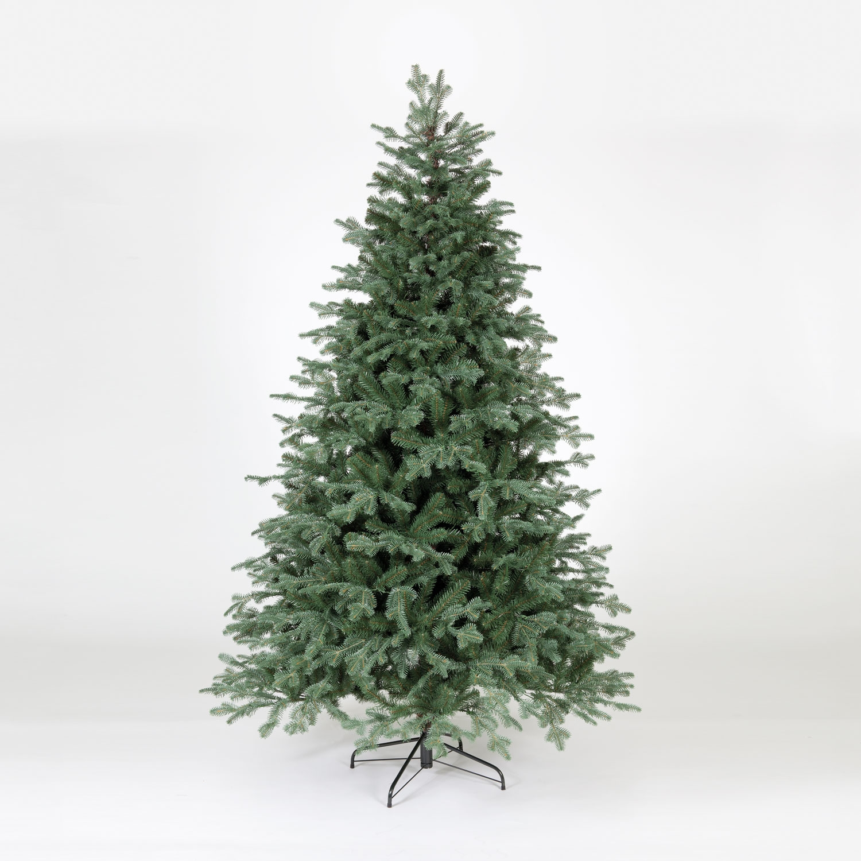 Christmas Trees and Lights Natural Needle Balsam Fir