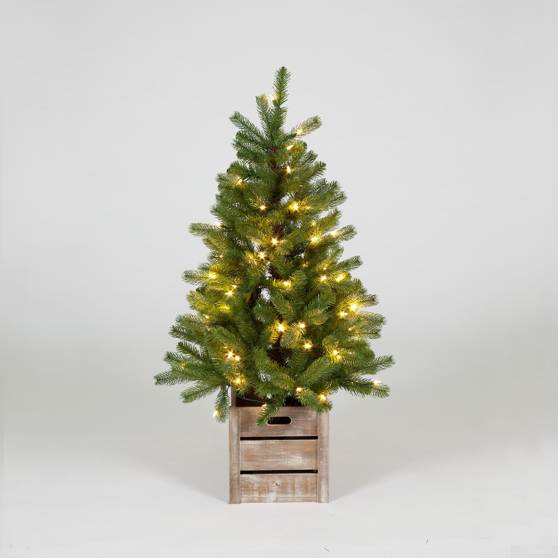 Wilkinson 4ft Luxury Christmas Tree Green