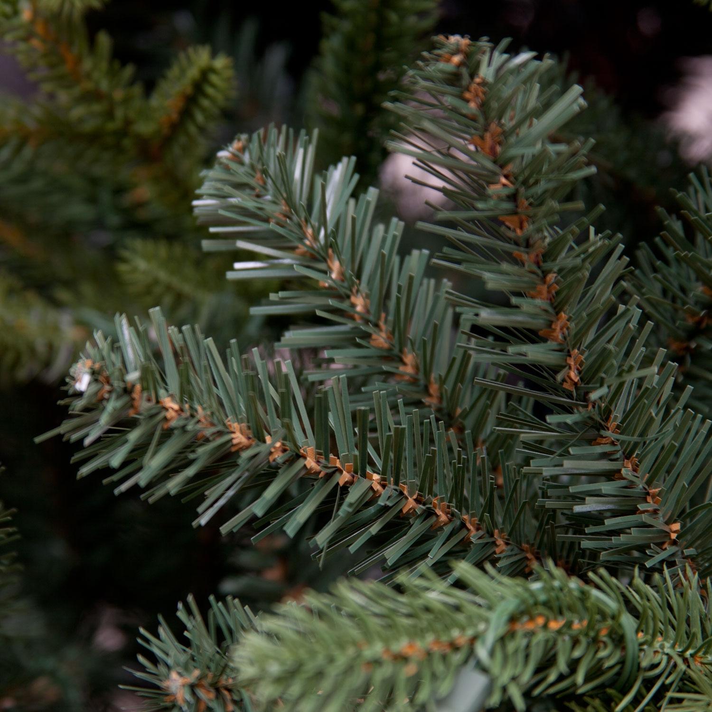 Pe Christmas Trees Uk: Natural Needle PE Norway Spruce 5ft 6ft 7ft Christmas Tree