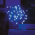 1.5ft/45cm Cherry Blossom Tree with 56 Static & 8 Flashing Blue LEDs