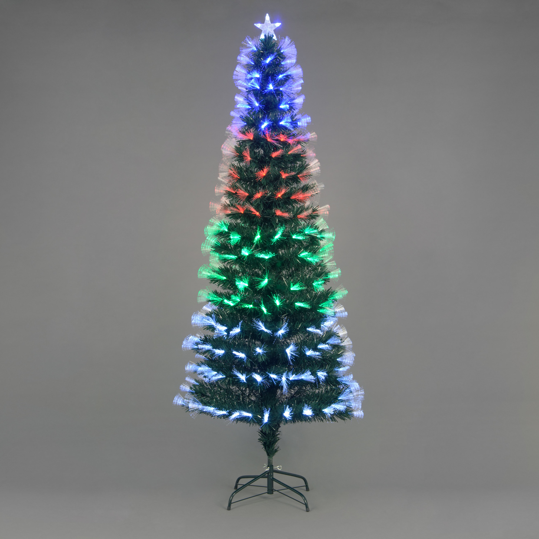 littlewoods fibre optic christmas trees