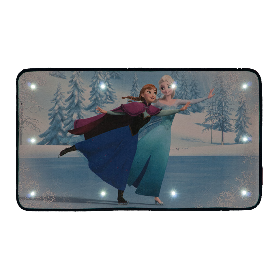 Click to view product details and reviews for Elsa Anna Skating Disney Frozen Musical Door Mat.