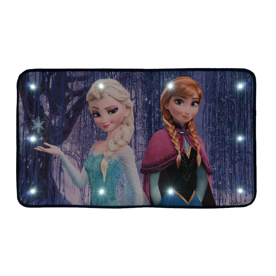 Elsa Anna Disney Frozen Musical Door Mat