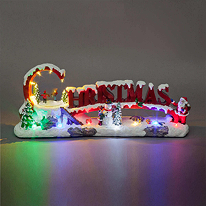 Musical Animated Christmas Ornament