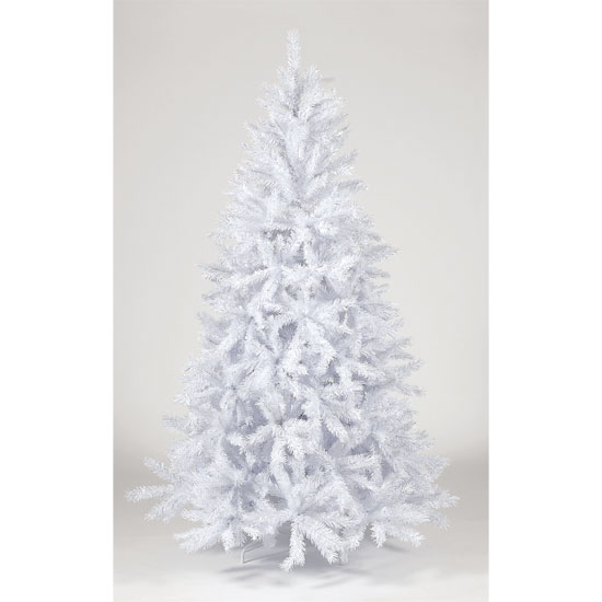 white christmas tree 6ft find it for less. Black Bedroom Furniture Sets. Home Design Ideas
