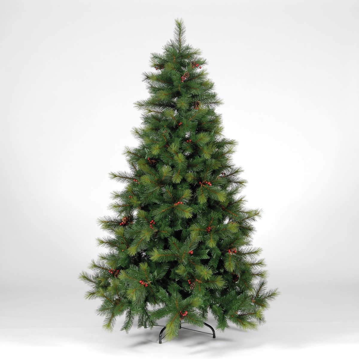 6ft180cm Columbia Pine Green Artificial Christmas Tree