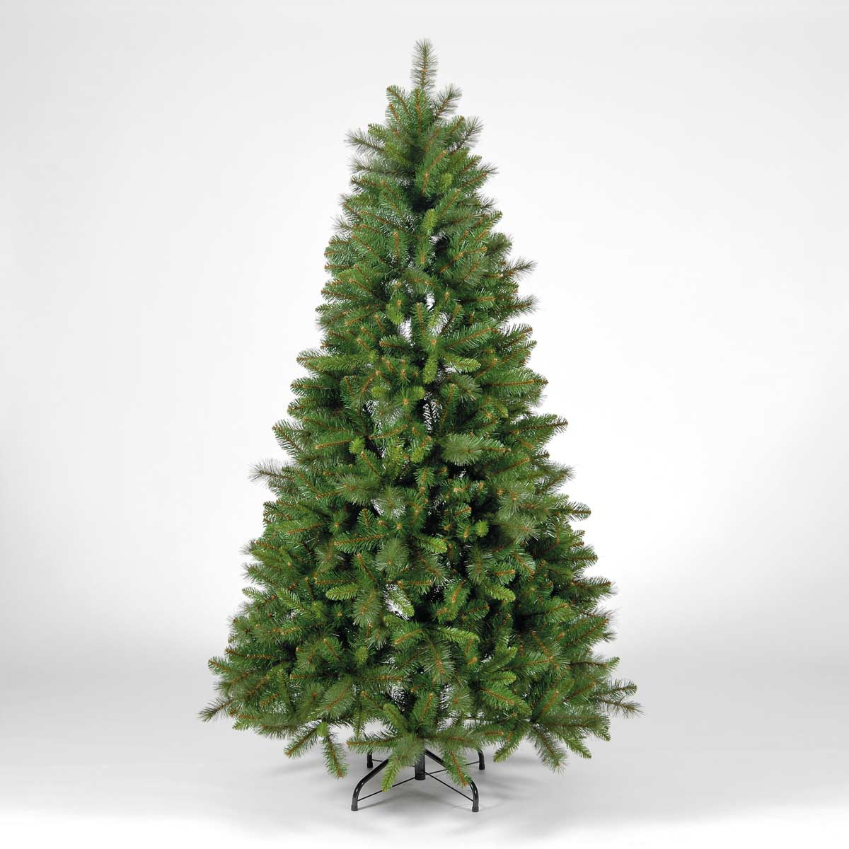 7.5ft230cm New Hampshire Pine Green Artificial Christmas Tree