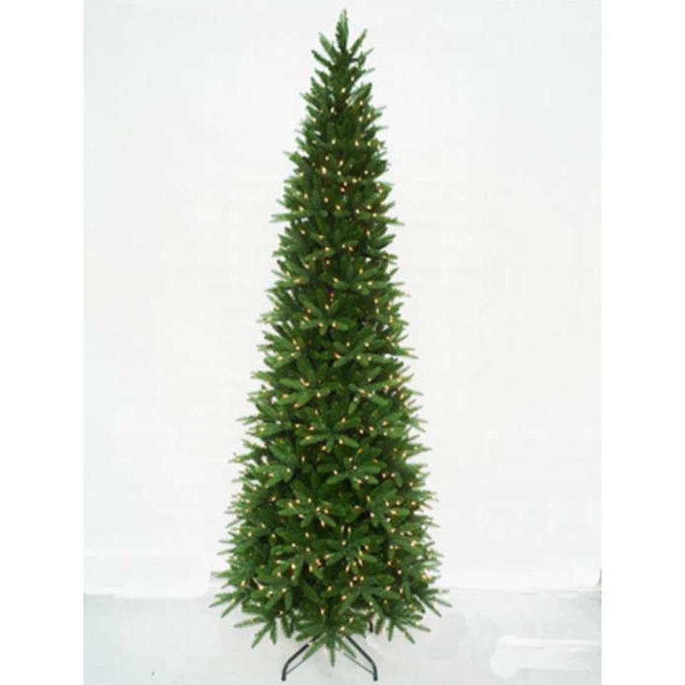 5ft Pre Lit Slim Christmas Tree
