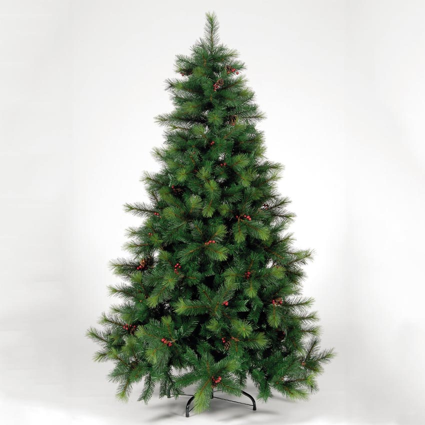 5ft150cm Columbia Pine Green Artificial Christmas Tree
