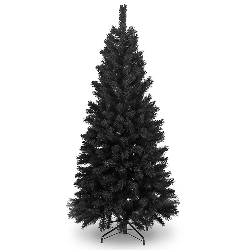 6ft180cm Black Forest Pine Artificial Christmas Tree