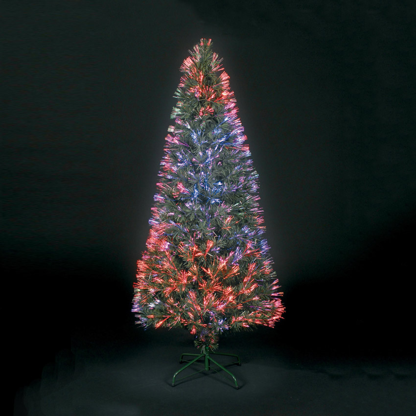 Sale on 6ft fibre optic supernova outdoor indoor Outdoor christmas tree photos