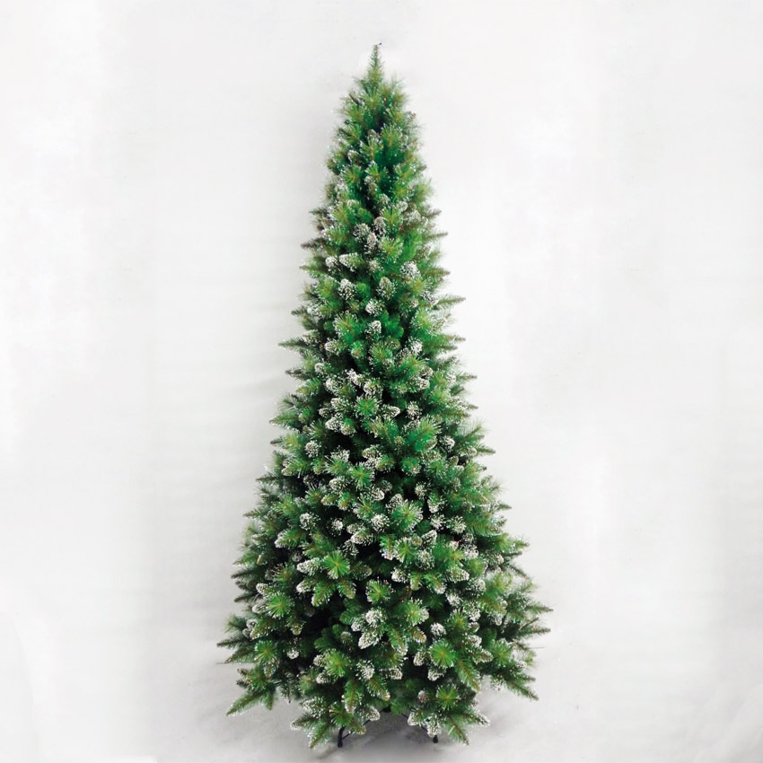 7.5ft Tyrolean Pine Green Artificial Christmas Tree