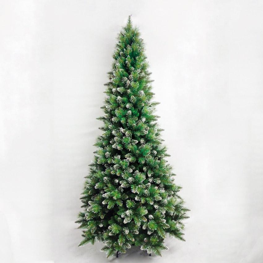 Green Fibre Optic Christmas Tree