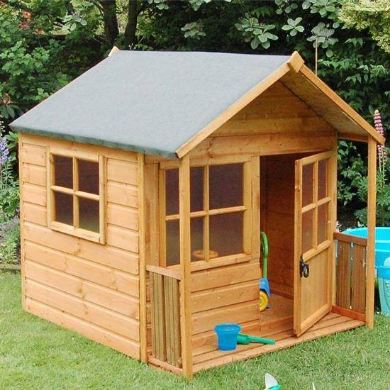 Playaway Childrens Playhouse