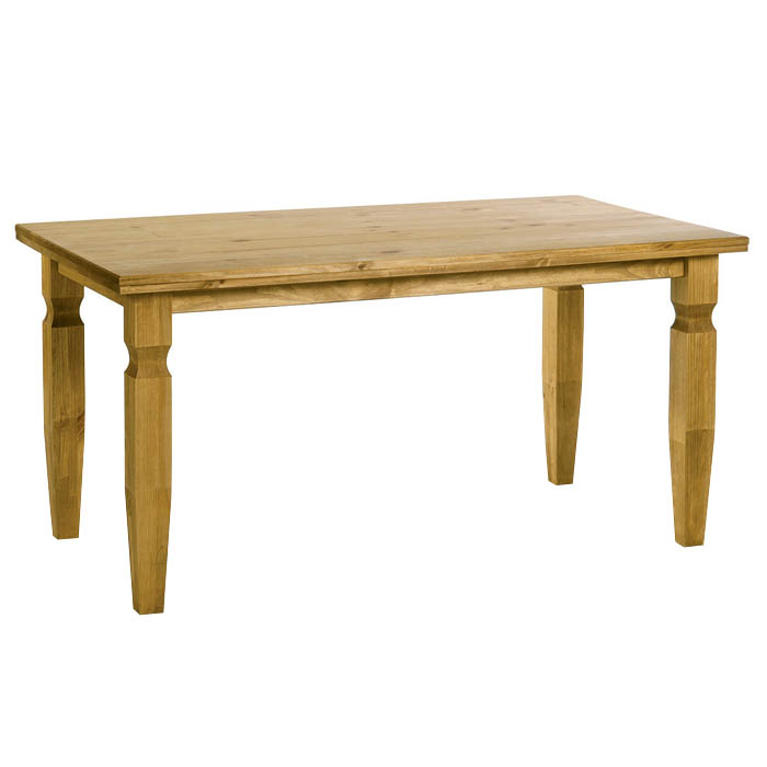 Santa Fe 150cm Pine Dining Table
