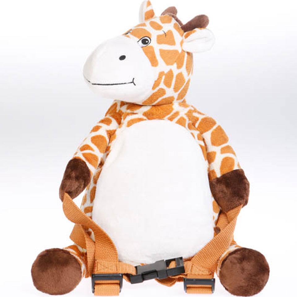 Bobo Buddies Raffy The Giraffe Toddler Backpack & Reins