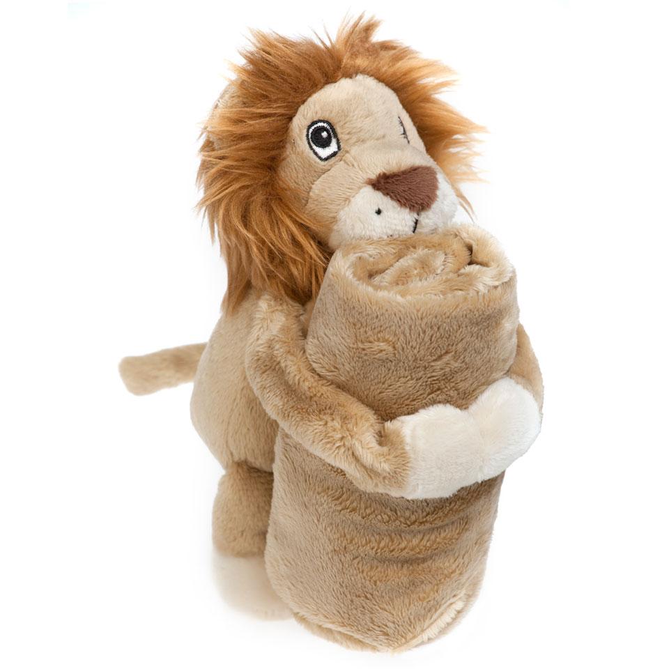 Bobo Buddies Roary The Lion Blankie