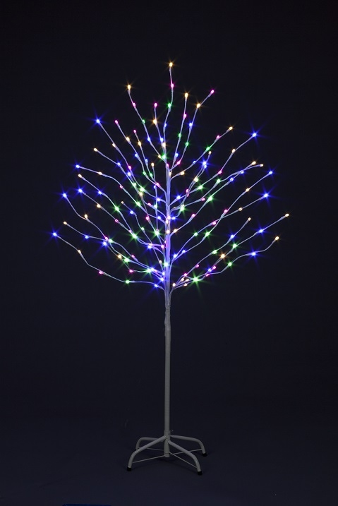 Click to view product details and reviews for 120cm Globe Tree With Red Green Blue Colour Changing Leds.