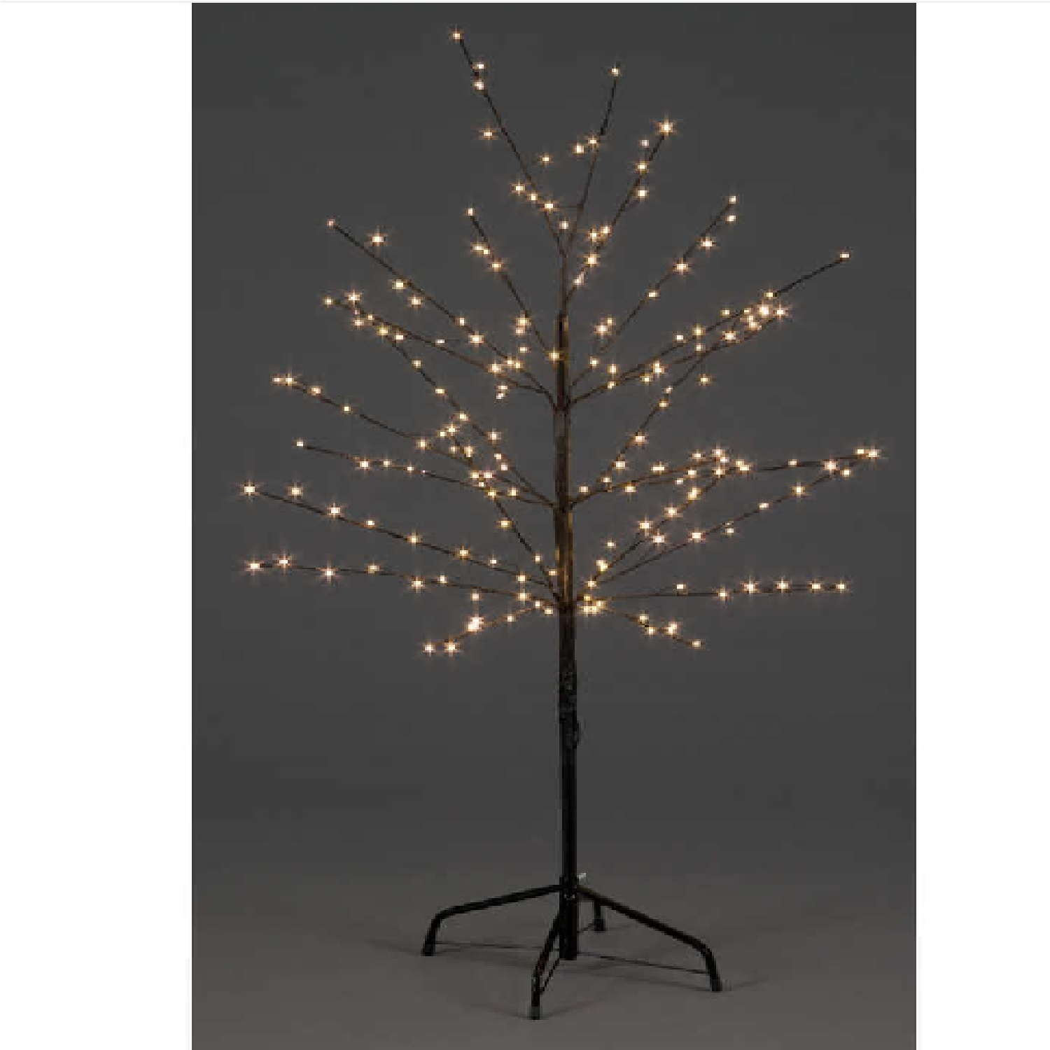 Click to view product details and reviews for 12m Led Stargazer Tree With 180 Warm White Lights.
