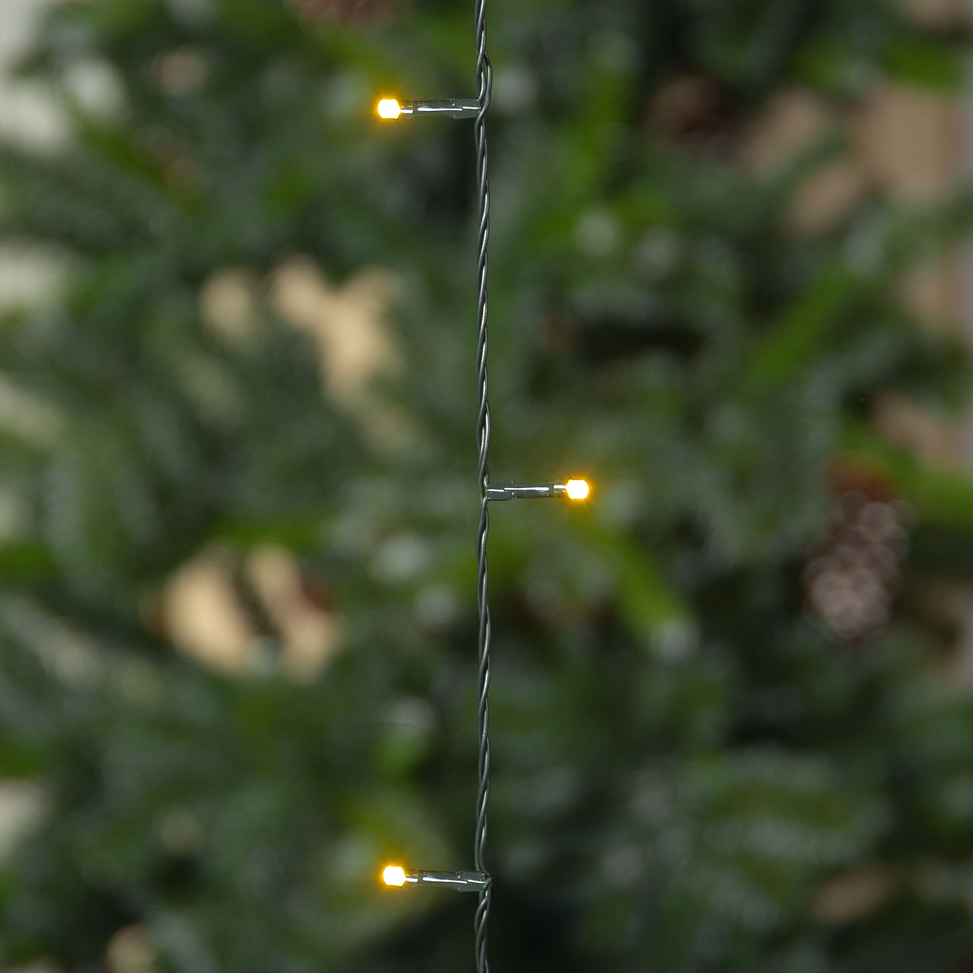 Click to view product details and reviews for 120 Led Chaser Christmas Lights With Memory Function.