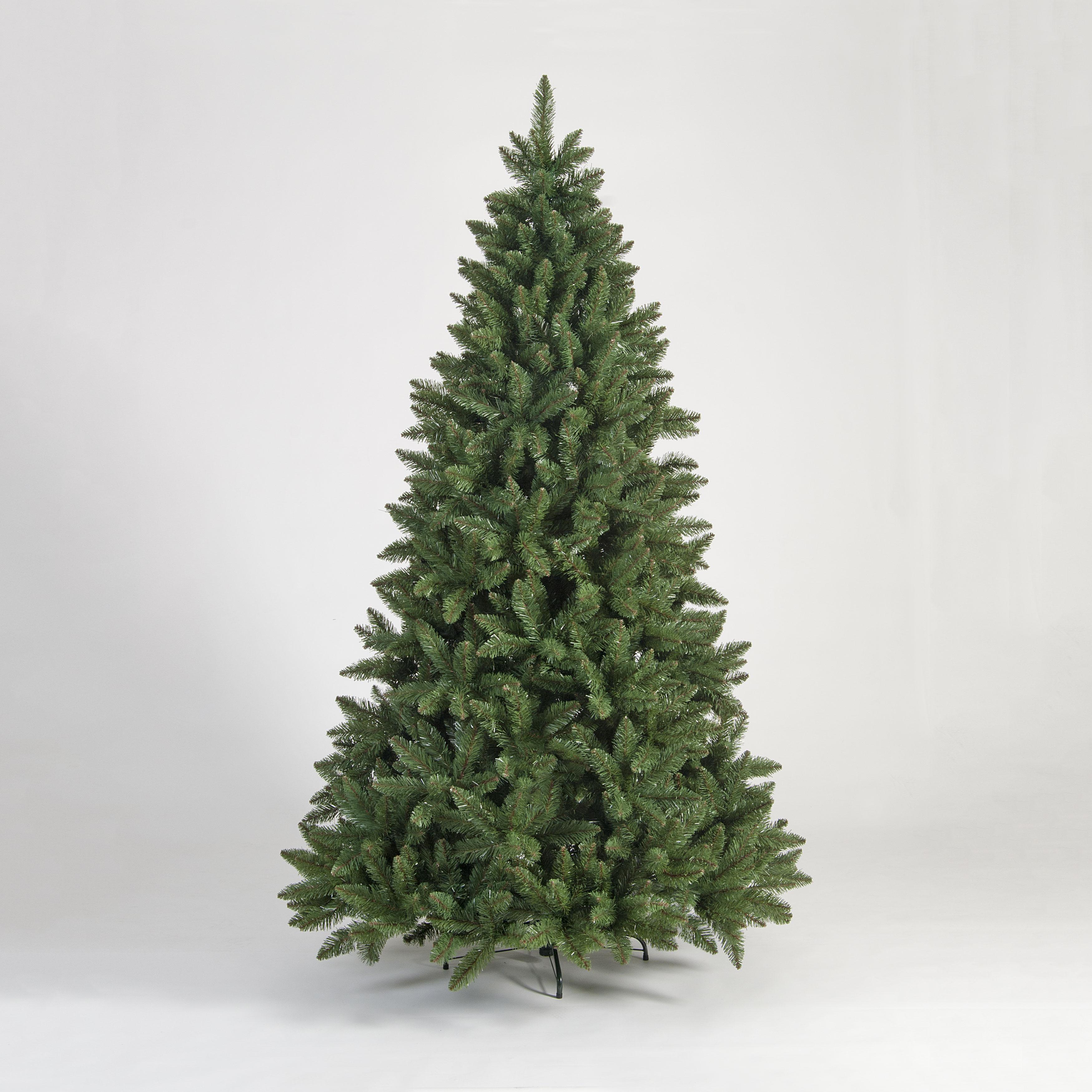 7ft Wellington Green Fir Artificial Christmas Tree